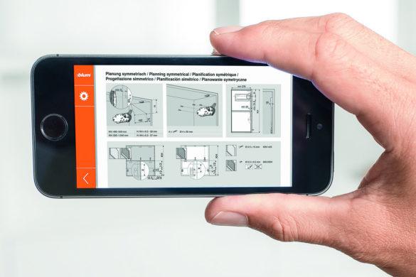 Blum Easy Assembly-App
