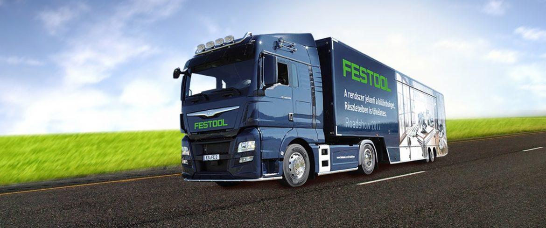 Festool Roadshow