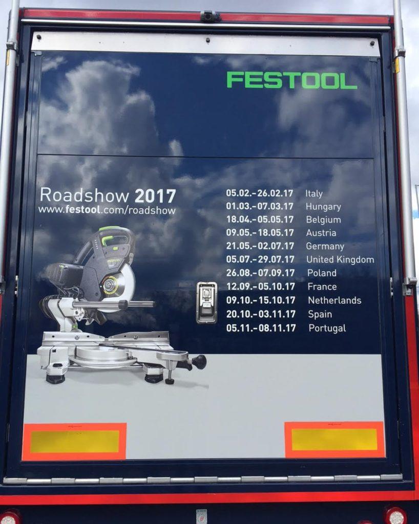 Festool Roadshow Biatorbágy