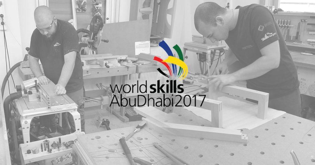 Gőzerővel készülnek asztalosaink a Worldskills versenyre