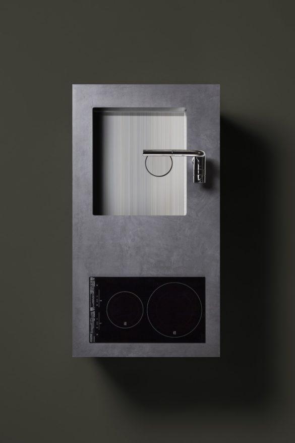 A mini konyha nem egy szimpla poén, mára meghatározó irányzat