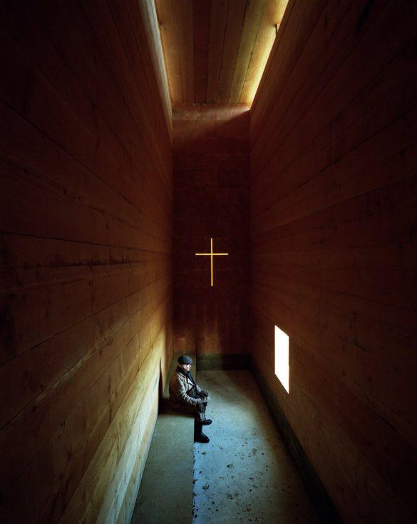 John Pawson kápolna
