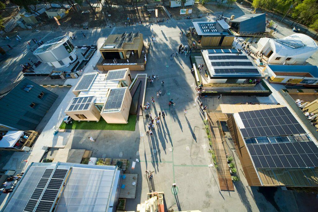 Solar Decathlon Szentendre