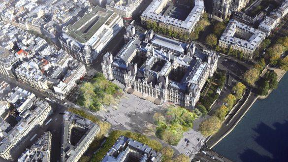 Párizs a zöld utat választja